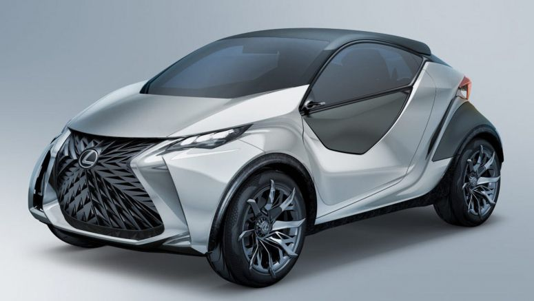 Lexus' Upcoming EV Concept Could Preview A Production Model