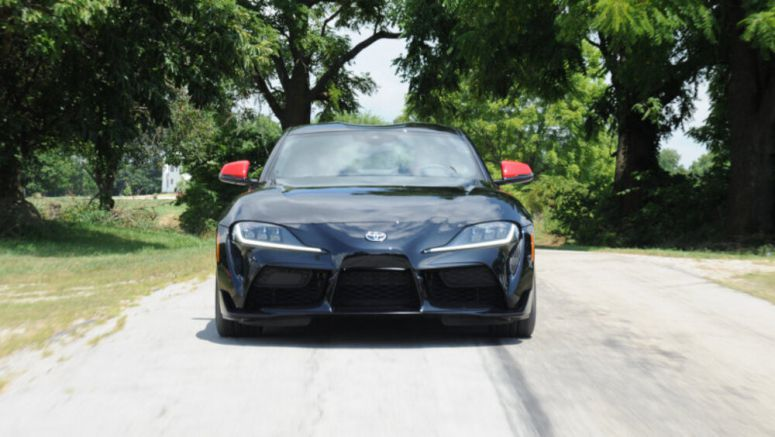 2020 Toyota Supra gets manual transmission from Texas tuner EAG