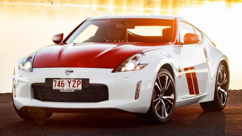 Nissan 370Z 50th Anniversary Edition Arrives In Australia Priced At AUD $53,490