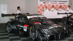 Toyota, Honda And Nissan Unveil New Supra, NSX And GT-R Super GT Racers