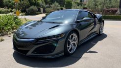 Seinfeld's Low-Mileage 2017 Acura NSX Hits The Auction Block