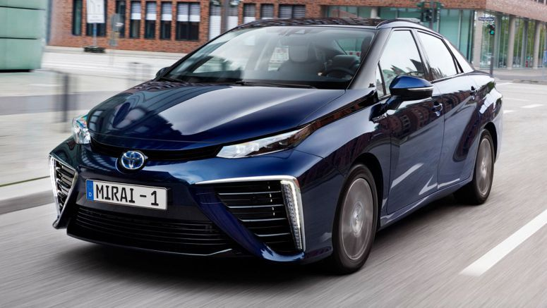 Toyota Will Launch Second-Generation Mirai FCV In 2020