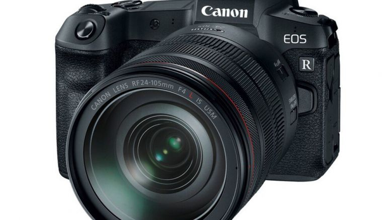 Canon Could Launch 80MP EOS R Mirrorless Camera Early 2020