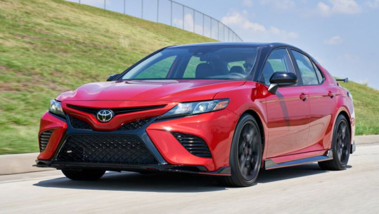 2020 Toyota Camry TRD First Drive Review | Driving impressions, specs, photos
