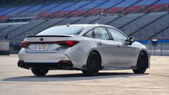 Toyota Details Sporty-Looking Camry And Avalon TRD