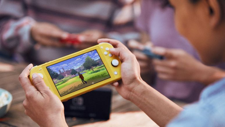 Nintendo Switch Lite Added To Lawsuit Over Controller Drift