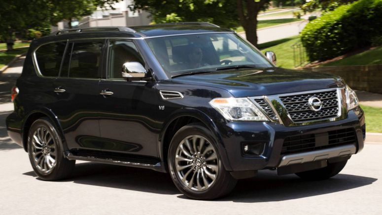 2020 Nissan Armada Stays Largely The Same Yet Costs Up To $2,340 More