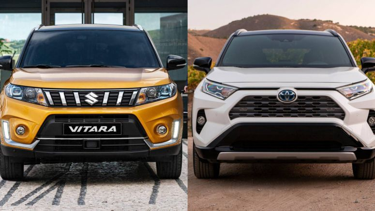 Suzuki's Huge Presence In India Was Main Incentive For Toyota Tie-Up