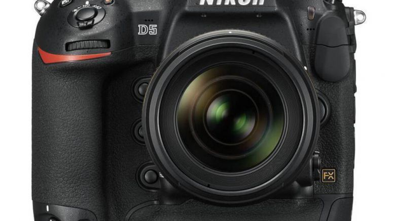 The Nikon D6 Has (Sort Of) Been Officially Announced