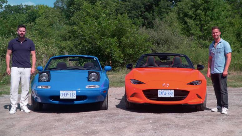1990 Vs 2019 Mazda MX-5: Underestimate The NA At Your Own Peril, ND Owners