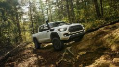 2020 Toyota Tacoma TRD Pro pricing information released