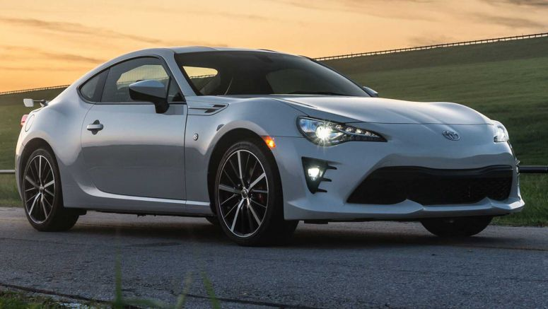 2020 Toyota 86 Gains New Infotainment System And TRD Handling Package
