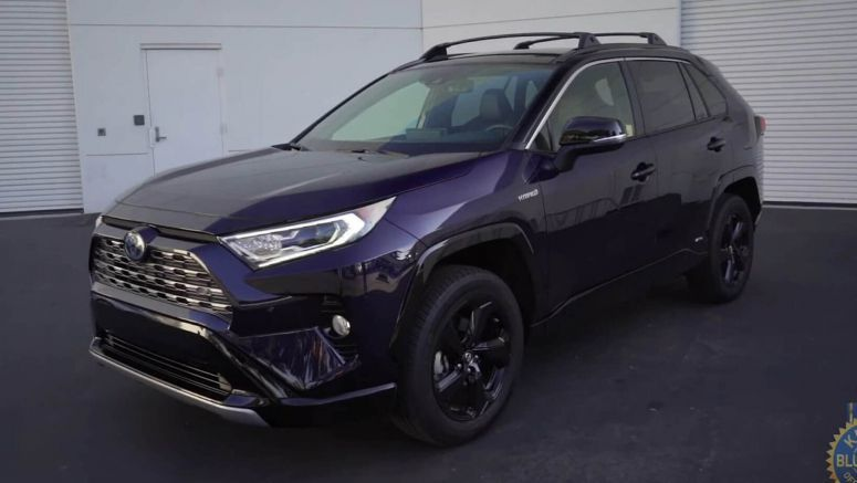 2019 Toyota RAV4 Hybrid Is The Compact SUV At Its Best