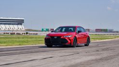 2020 Toyota Avalon TRD First Drive Review | Grandpa's got a hot date