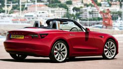 A Mazda Miata-Rivalling Electric Sports Car From Tesla Could Be A Runaway Success