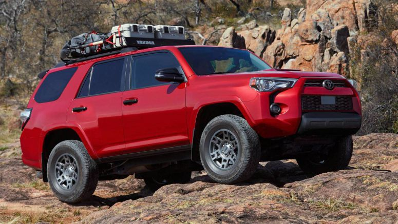 2020 Toyota 4Runner Made Even Cooler With New Venture Edition