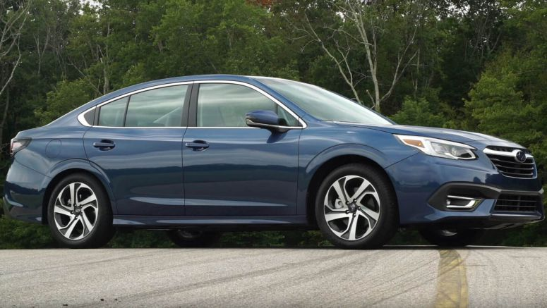 2020 Subaru Legacy Is Much Better But Not Flawless, CR Finds Out