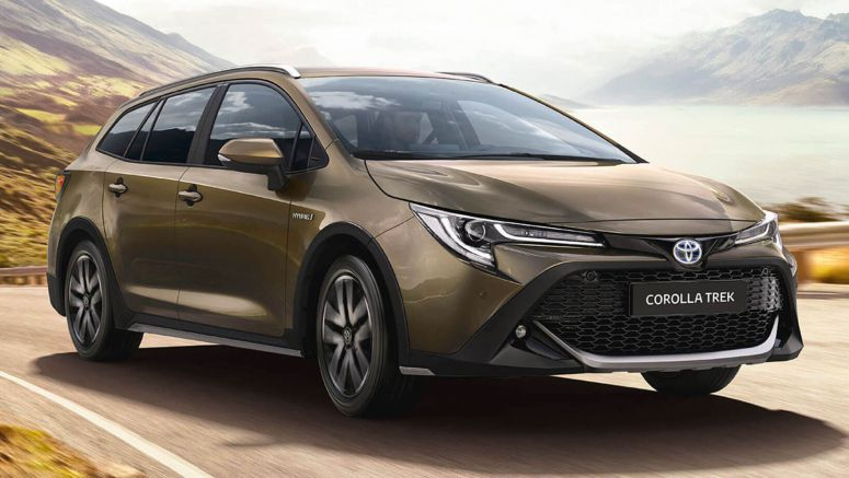 2020 Toyota Corolla Trek Unveiled As Ford Focus Active Rival