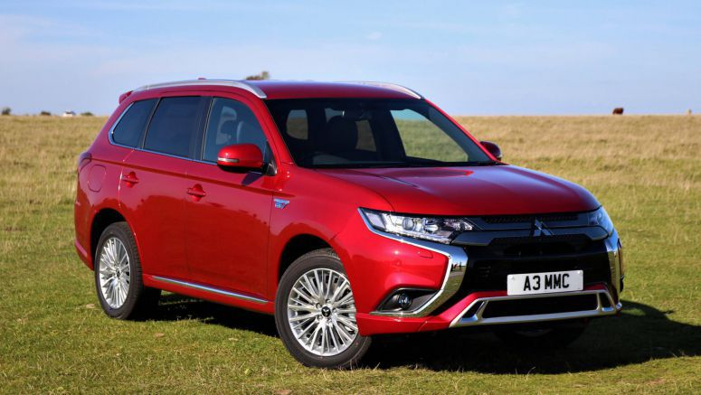 Updated Mitsubishi Outlander PHEV Priced From £35,455 In The UK