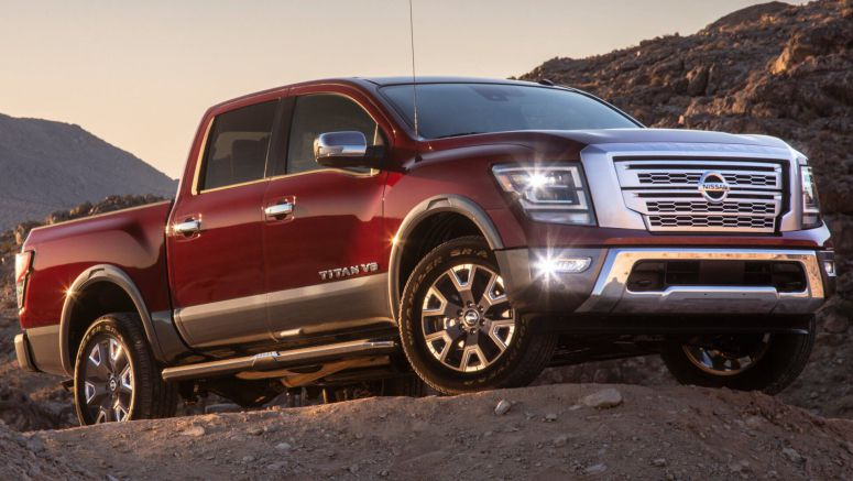 2020 Nissan Titan Debuts With More Power, New Tech And Revised Styling