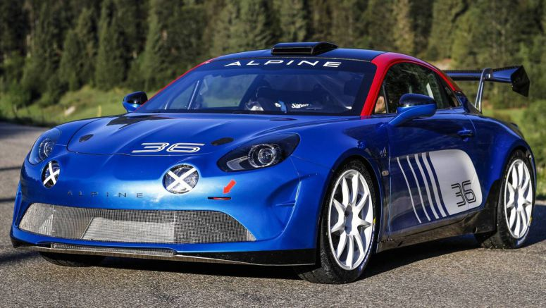 Alpine Returns To Rallying With New 300HP+ A110 Rally, Will Battle Abarth 124