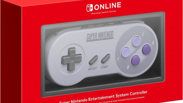 SNES Wireless Control And SNES Games Announced For Nintendo Switch