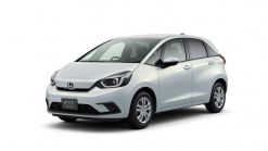 2020 Honda Jazz / Fit To Be Available With 2-Motor Hybrid System