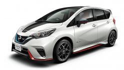 Can't Touch This: Nissan Note Nismo Black Limited Edition Is Strictly For Japan