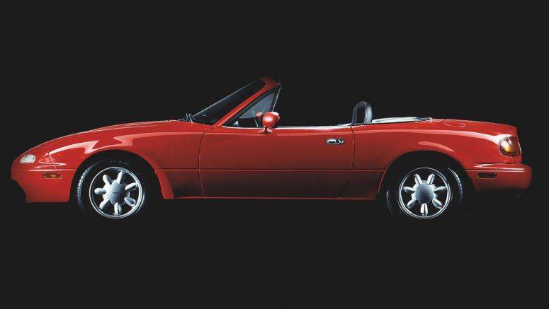Mazda Restoration Parts Program For First-Gen Miata Launched In The U.S.