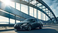 2020 Lexus IS F Sport Keeps It Fresh With Blackline Special Edition Spec