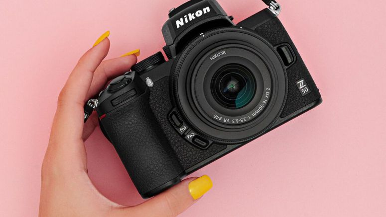 Nikon's New Z50 Is A More Affordable Mirrorless Camera