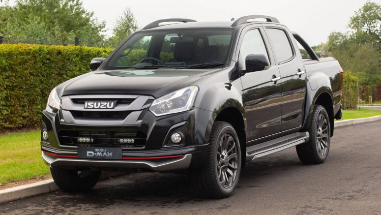 New Isuzu D-Max Blade+ Special Edition Flaunts Extra Gear As Successor Approaches