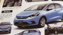 2020 Honda Jazz / Fit Makes Early Appearance Ahead Of Tokyo Debut