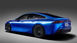 2021 Toyota Mirai Fuel-Cell Concept Previews Sexier, RWD Production Model