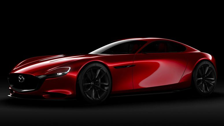 Mazda Is Worried About How A New Rotary Sports Car Might Be Received