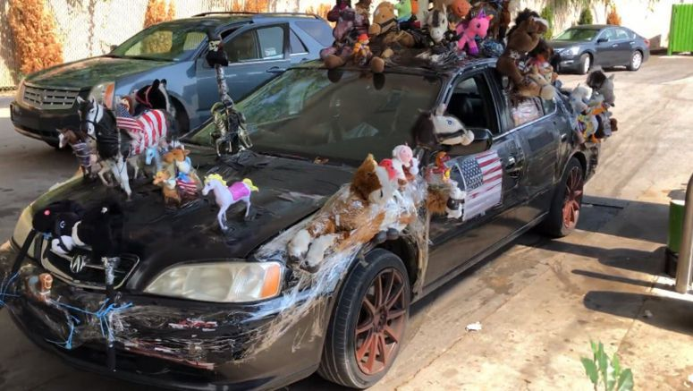 How Many Horses Do You Think This Toyed-Up Acura Has?