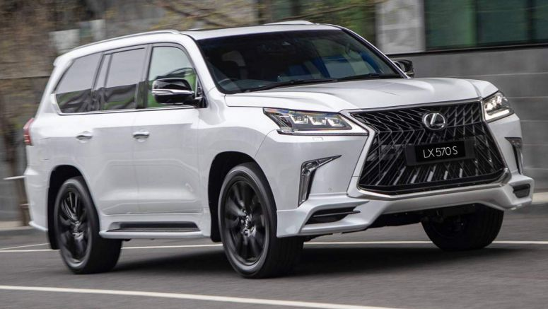 Lexus Trademarks LX600 Moniker – Is It About To Give Its SUV A New Engine?