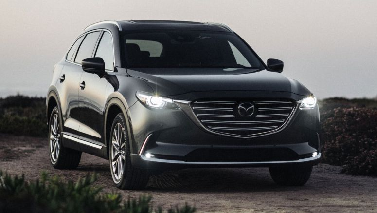 2020 Mazda CX-9 Gets More Features, Starts At $33,790