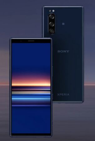 New updates for Xperia 5 and XZ2/XZ3 series with October 2019 security patches