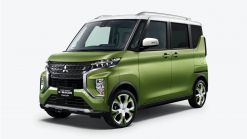 Mitsubishi Super Height K-Wagon Concept Previews Roomy Kei Car For Japan