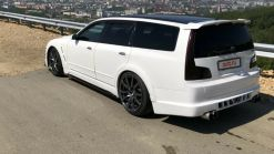 This Nissan Stagea Is Pretending To Be An R35 GT-R Super Wagon