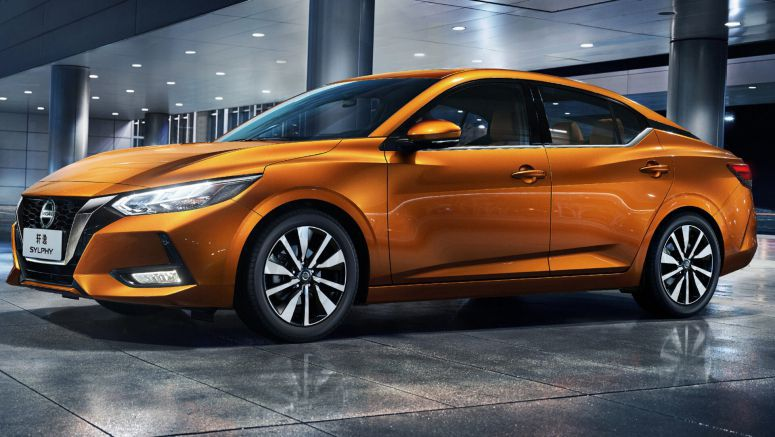 2020 Nissan Sentra To Debut On November 19th