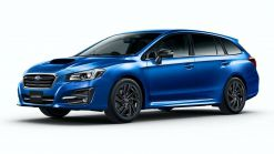 Subaru Levorg Sharpened Up With V-Sport Edition In Japan