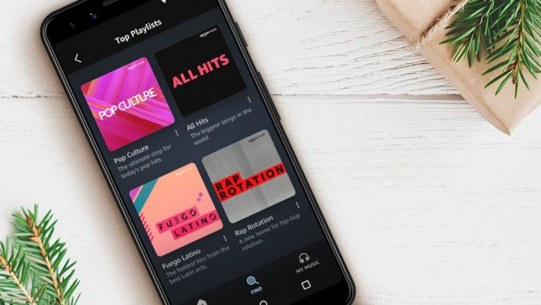 Ad-Supported Free Amazon Music Now Available For iOS, Android Devices