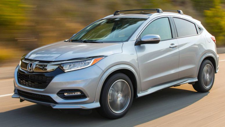 2020 Honda HR-V Carries Over Unchanged Except For Higher Prices