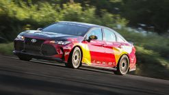 2020 Toyota Avalon TRD Pro Concept Will Beat A Supercar Around Willow Springs