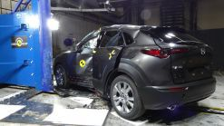 Mazda CX-30 Excels In Euro NCAP Crash Tests, New Opel Corsa Gets Four Stars