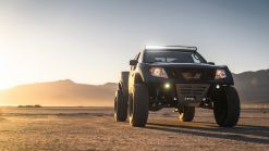 Nissan's 2019 SEMA Debuts Include A Beefed-Up Frontier, 370Z Racer And More