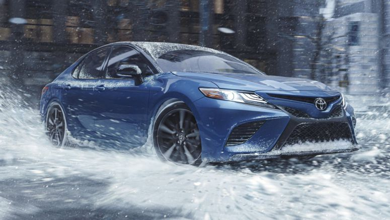 2020 Toyota Camry And 2021 Avalon Gain All-Wheel Drive Versions