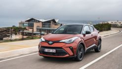 2020 Toyota C-HR Launched In The UK, Gets Limited-Run Orange Edition
